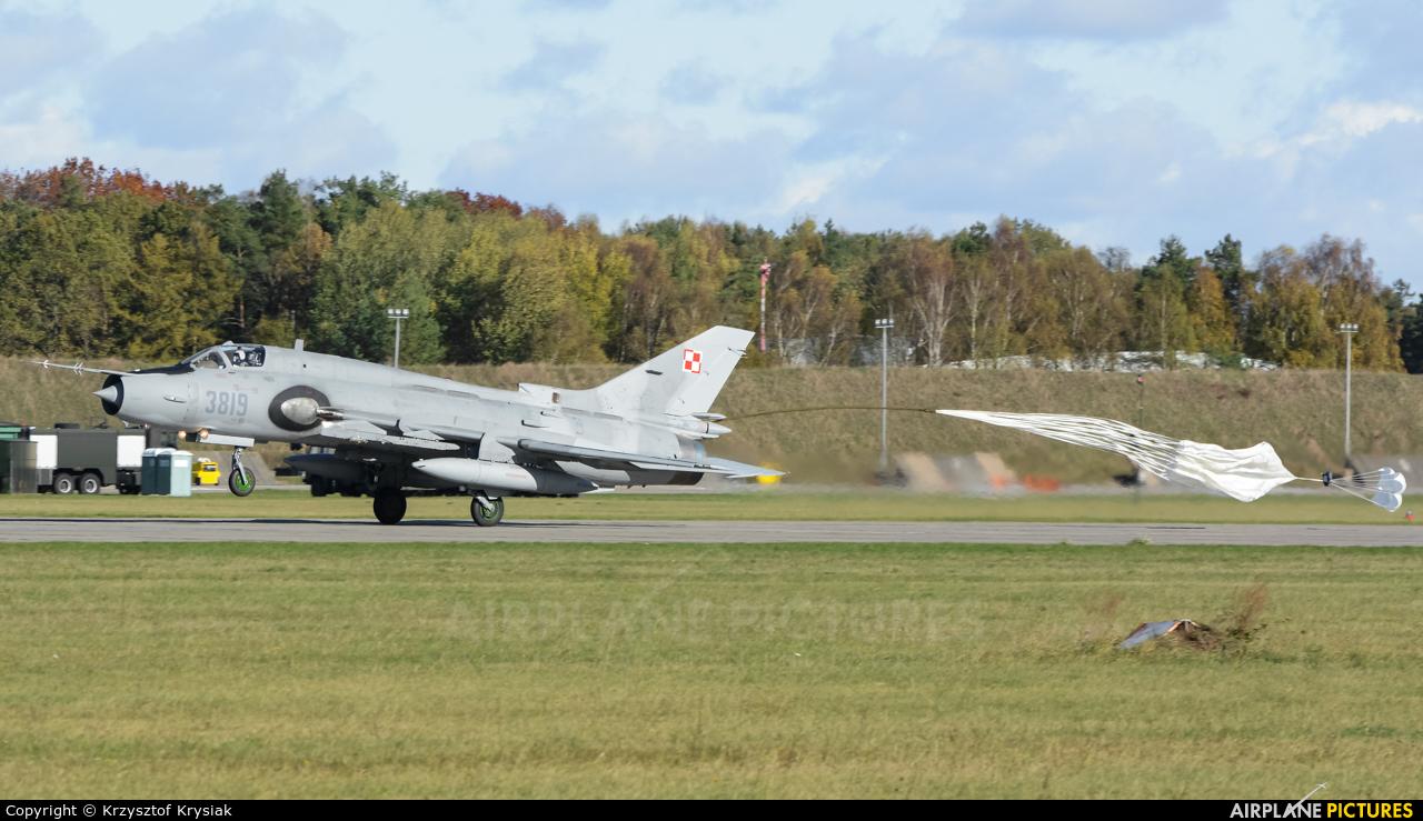 Poland - Air Force 3819 aircraft at Świdwin