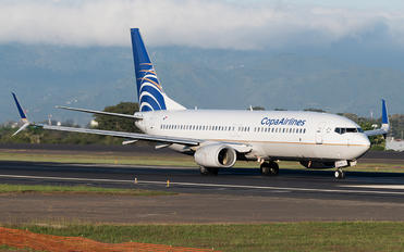 HP-1538CMP - Copa Airlines Boeing 737-800