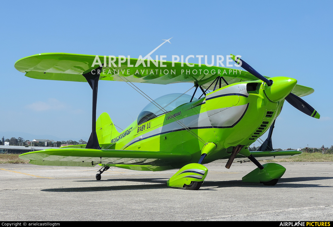 Private N531BC aircraft at Guatemala - La Aurora