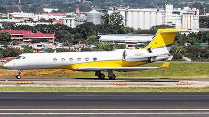 N62FF - Private Gulfstream Aerospace G-V, G-V-SP, G500, G550
