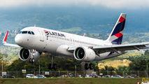 CC-BHA - LATAM Chile Airbus A320 NEO aircraft