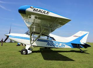 N882JH - Private Maule MX-7 series Super Rocket