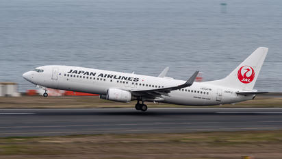 JA301J - JAL - Japan Airlines Boeing 737-800