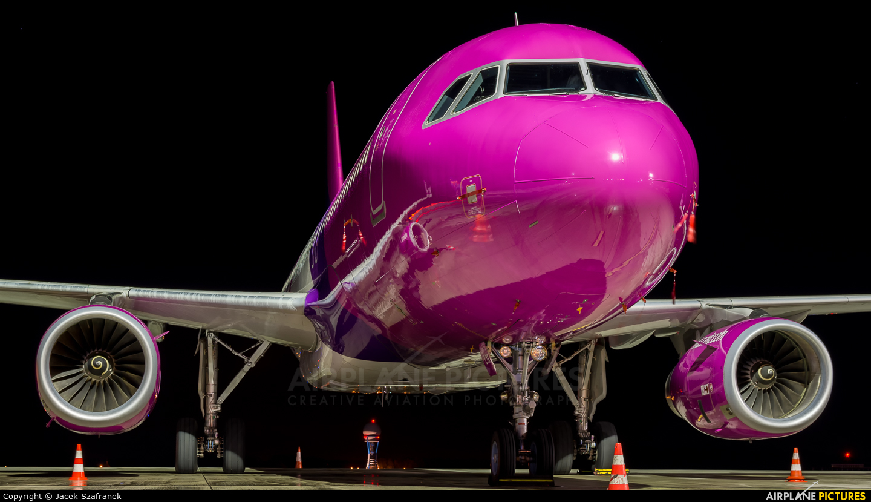 Wizz Air HA-LYK aircraft at Katowice - Pyrzowice