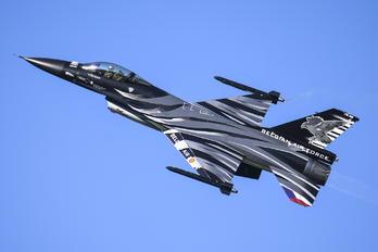 FA-101 - Belgium - Air Force General Dynamics F-16A Fighting Falcon