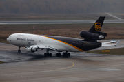 N288UP - UPS - United Parcel Service McDonnell Douglas MD-11F aircraft