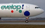 EC-MII - Evelop Airbus A330-300 aircraft