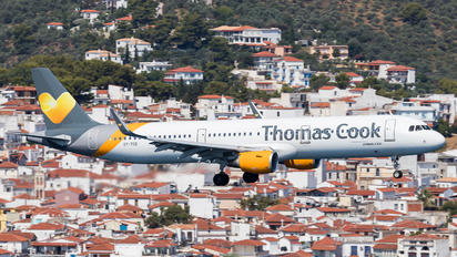 OY-TCD - Thomas Cook Scandinavia Airbus A321