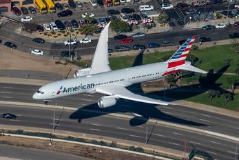 N837AN - American Airlines Boeing 787-9 Dreamliner