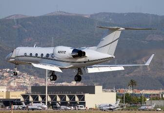 N2107Z - Private Gulfstream Aerospace G-IV,  G-IV-SP, G-IV-X, G300, G350, G400, G450