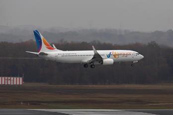 SU-TMH - FlyEgypt Boeing 737-800