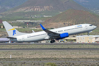 OY-JZI - Jet Time Boeing 737-800