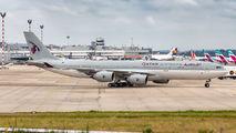 A7-HHH - Qatar Amiri Flight Airbus A340-500 aircraft