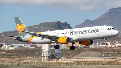OY-VKD - Thomas Cook Scandinavia Airbus A321