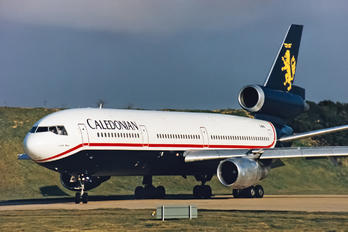 G-BWIN - Caledonian Airways McDonnell Douglas DC-10-30