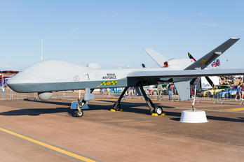 N190TC - Private General Atomics Aeronautical Systems MQ-9A Reaper
