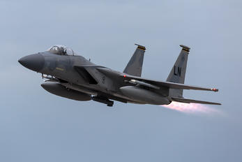 86-0174 - USA - Air Force McDonnell Douglas F-15C Eagle