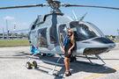 - Aviation Glamour - Aviation Glamour - Model  at Guatemala - La Aurora airport