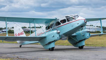 G-AHAG - Scillonia Airways de Havilland DH. 89 Dragon Rapide aircraft