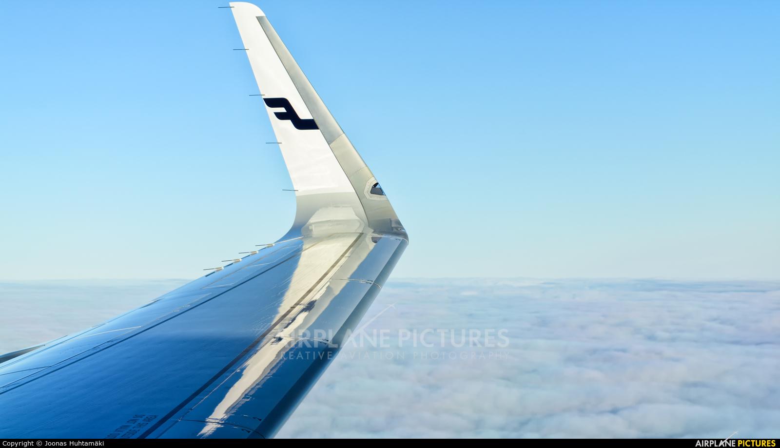 Finnair OH-LZM aircraft at In Flight - International