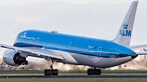 PH-BHL - KLM Boeing 787-9 Dreamliner aircraft