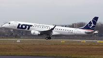 LOT - Polish Airlines SP-LMB image