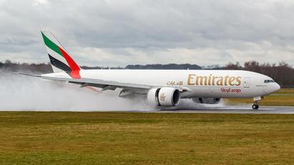 A6-EFF - Emirates Sky Cargo Boeing 777F