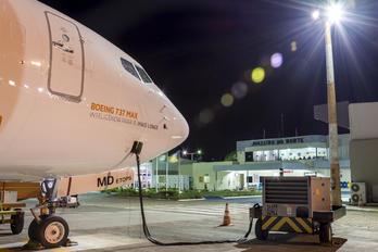 PR-XMD - GOL Transportes Aéreos  Boeing 737-8 MAX