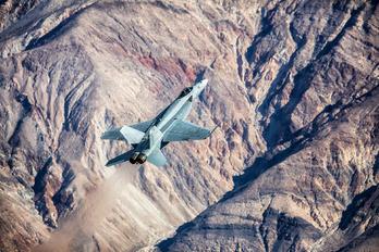 166905 - USA - Navy Boeing F/A-18E Super Hornet