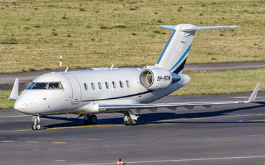 9H-BOM - Private Canadair CL-600 Challenger 605