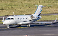 9H-BOM - Private Canadair CL-600 Challenger 605 aircraft