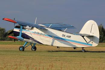 OK-HIR - Aeroklub Roudnice nad Labem Antonov An-2