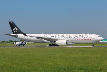 C-GHLM - Air Canada Airbus A330-300