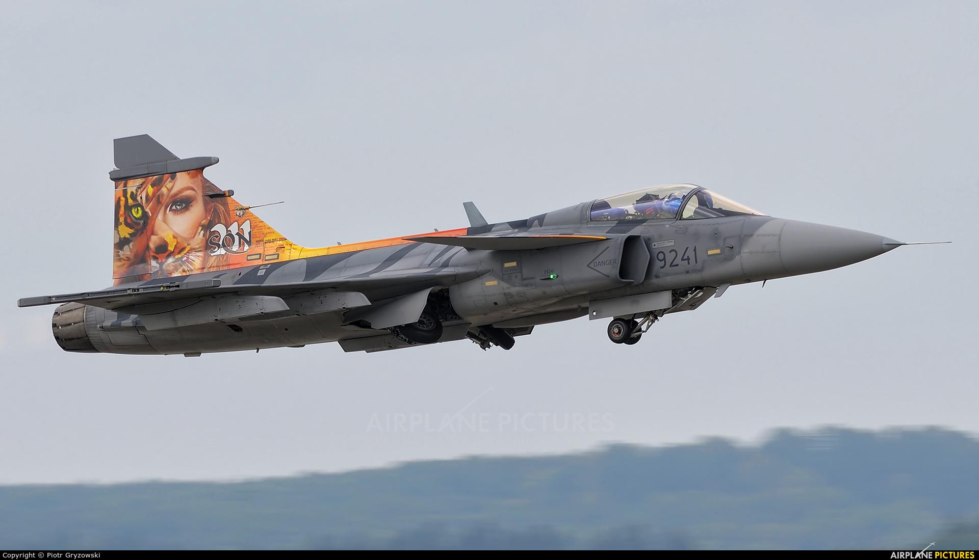 Czech - Air Force 9241 aircraft at Sliač