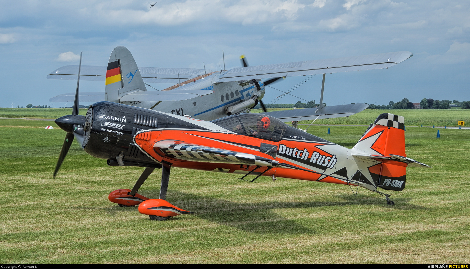 Private PH-SMX aircraft at Oostwold