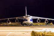 RA-82068 - Volga Dnepr Airlines Antonov An-124 aircraft