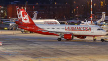 OE-LOE - LaudaMotion Airbus A320 aircraft