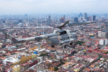 1704 - Mexico - Air Force Mil Mi-17-1V