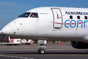 XA-GAQ - Aeromexico Connect Embraer ERJ-170 (170-100)