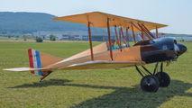 OK-VUU 84 - Private Morane Saulnier BB (replica) aircraft