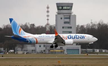 A6-FMG - flyDubai Boeing 737-8 MAX