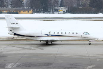 SP-EAR - Private Cessna 680 Sovereign