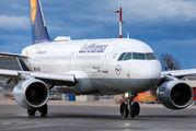 D-AIBH - Lufthansa Airbus A319 aircraft