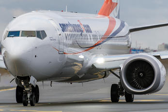 OK-SWC - SmartWings Boeing 737-8 MAX