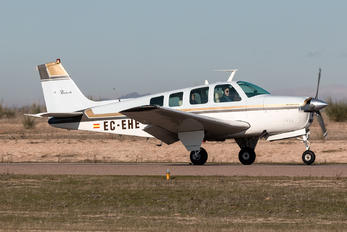 EC-EHE - Private Beechcraft 36 Bonanza