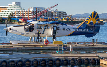 C-GEND - Whistler Air de Havilland Canada DHC-3 Otter