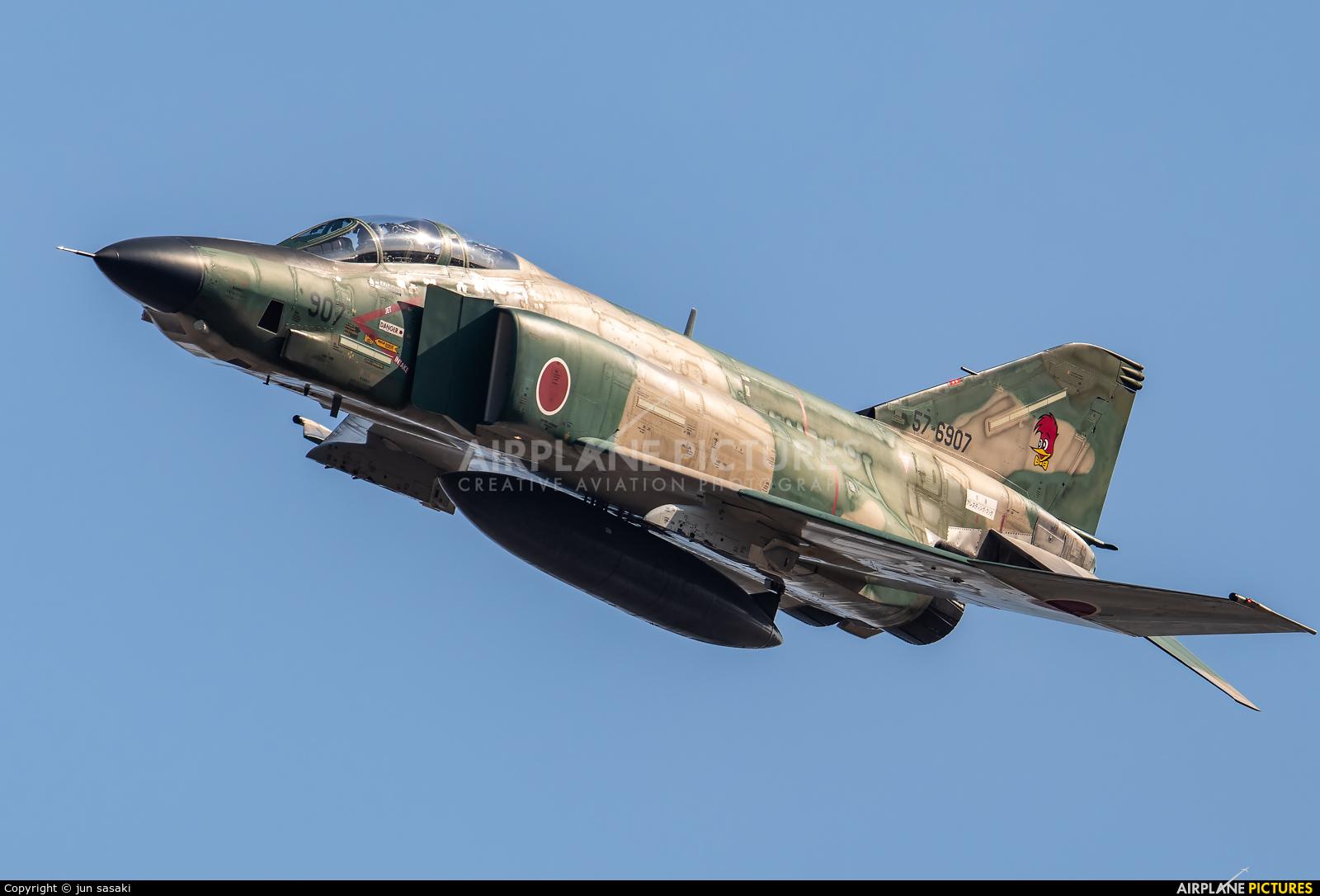 Japan - Air Self Defence Force 57-6907 aircraft at Ibaraki - Hyakuri AB