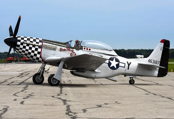 NL20TF - Private Cavalier F-51D Mustang 2