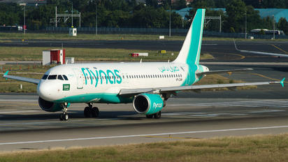 VP-CXH - Flynas Airbus A320