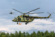 86 - Belarus - Air Force Mil Mi-8MTV-5 aircraft